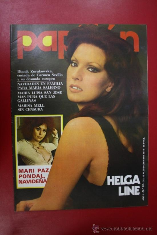 Revista Erótica Papillón Año I Numero 32 Dici Vendido En Venta