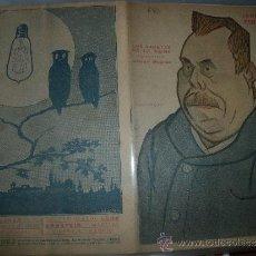 Coleccionismo de Revistas y Periódicos: LA NOVELA TEATRAL Nº 68.- JULIAN MOYRON.- LOS CADETES DE LA REINA.. Lote 32712911