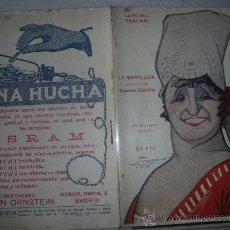 Coleccionismo de Revistas y Periódicos: LA NOVELA TEATRAL Nº 90.- RAMOS CARRION.- LA MARSELLESA.. Lote 32713089