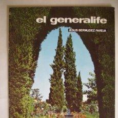 Colecionismo de Revistas e Jornais: TEMAS DE NUESTRA ANDALUCIA. MONOGRAFICOS EL GENERALIFE N.30. Lote 32734042