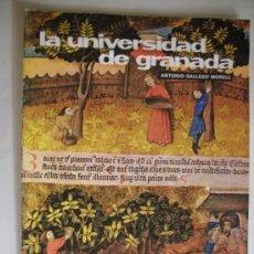 Colecionismo de Revistas e Jornais: TEMAS DE NUESTRA ANDALUCIA. MONOGRAFICOS LA UNIVERSIDAD DE GRANADA N.53. Lote 32739101