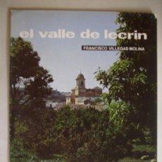 Colecionismo de Revistas e Jornais: TEMAS DE NUESTRA ANDALUCIA. MONOGRAFICOS EL VALLE DE LECRIN N. 34. Lote 273503238