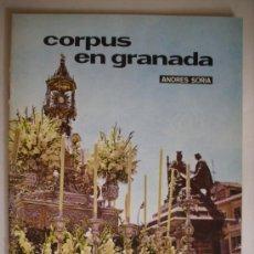 Colecionismo de Revistas e Jornais: TEMAS DE NUESTRA ANDALUCIA. MONOGRAFICOS CORPUS EN GRANADA N.22. Lote 48728698
