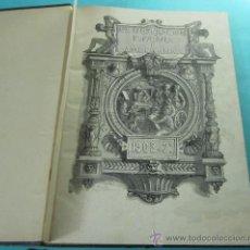 Coleccionismo de Revistas y Periódicos: LA ILUSTRACIÓN ESPAÑOLA Y AMERICANA. 2º TOMO 1903. BELLAS ARTES, RETRATOS, VIAJES S.M. EL REY. Lote 32743313