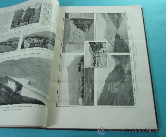 Coleccionismo de Revistas y Periódicos: LA ILUSTRACIÓN ESPAÑOLA Y AMERICANA. 2º TOMO 1903. BELLAS ARTES, RETRATOS, VIAJES S.M. EL REY - Foto 10 - 32743313
