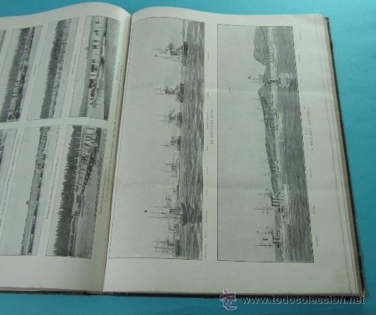 Coleccionismo de Revistas y Periódicos: LA ILUSTRACIÓN ESPAÑOLA Y AMERICANA. 2º TOMO 1903. BELLAS ARTES, RETRATOS, VIAJES S.M. EL REY - Foto 12 - 32743313