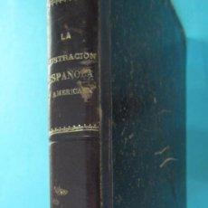 Coleccionismo de Revistas y Periódicos: LA ILUSTRACIÓN ESPAÑOLA Y AMERICANA. TOMO 1º 1904. BELLAS ARTES, RETRATOS, VIAJES S.M. EL REY. Lote 32743457