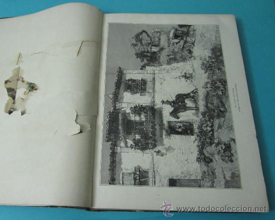 Coleccionismo de Revistas y Periódicos: LA ILUSTRACIÓN ESPAÑOLA Y AMERICANA. TOMO 1º 1904. BELLAS ARTES, RETRATOS, VIAJES S.M. EL REY - Foto 8 - 32743457