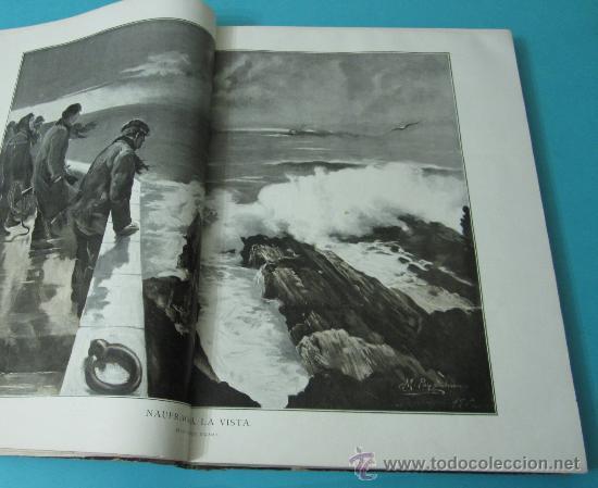 Coleccionismo de Revistas y Periódicos: LA ILUSTRACIÓN ESPAÑOLA Y AMERICANA. TOMO 1º 1904. BELLAS ARTES, RETRATOS, VIAJES S.M. EL REY - Foto 10 - 32743457