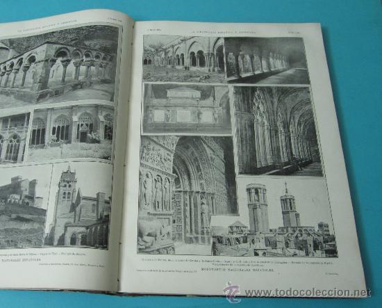 Coleccionismo de Revistas y Periódicos: LA ILUSTRACIÓN ESPAÑOLA Y AMERICANA. TOMO 1º 1904. BELLAS ARTES, RETRATOS, VIAJES S.M. EL REY - Foto 12 - 32743457