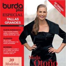 Burda Plus Especial Tallas Grandes 09 2010 Mod Sold Through Direct Sale 94173374