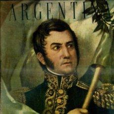 Coleccionismo de Revistas y Periódicos: ARGENTINA, AÑO DEL LIBERTADOR SAN MARTÍN 1950 -328 PÁGINAS ILUSTRADAS. Lote 32772542