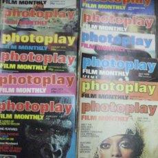 Coleccionismo de Revistas y Periódicos: PHOTOPLAY. LOTE DE 12 REVISTAS AÑOS 74-75-76 Y 77.. Lote 32923378