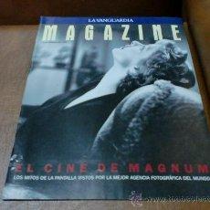 Coleccionismo de Revistas y Periódicos: REV .MAGAZINE 2/1995-. EL CINE DE MAGNUN-FOTOS DE MARILYN,I. BERGMAN,DALI AÑOS DE JUVENTUD,. Lote 38910762