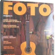 Coleccionismo de Revistas y Periódicos: FOTO. SEPTIEMBRE 1992. Nº 117. Lote 32973301