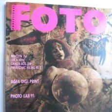 Coleccionismo de Revistas y Periódicos: FOTO PROFESIONAL. 1992. Nº 109. Lote 32973589