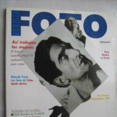 Coleccionismo de Revistas y Periódicos: FOTO PROFESIONAL. SEPTIEMBRE 1993. Nº 129. Lote 32973600
