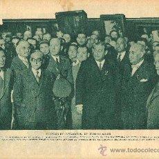 Coleccionismo de Revistas y Periódicos: * ARTE * PINTURA * EXPOSICIÓN DEL PINTOR FERNANDO ÁLVAREZ DE SOTOMAYOR EN BUENOS AIRES...- 1932. Lote 33083302