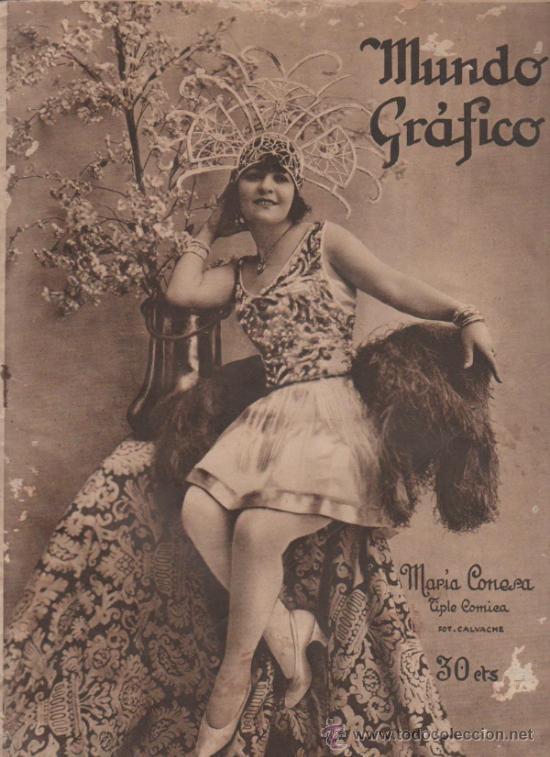 REVISTA MUNDO GRÁFICO. 30 JULIO 1924. MUCHÍSIMOS ANUNCIOS DE PUBLICIDAD. (Coleccionismo - Revistas y Periódicos Antiguos (hasta 1.939))