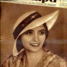 Coleccionismo de Revistas y Periódicos: REVISTA ESTAMPA 10 AGOSTO 1935. Lote 33119871