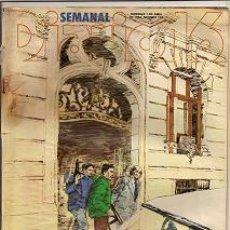 Coleccionismo de Revistas y Periódicos: SEMANAL DIARIO 16. 1 ABRIL 1984. Lote 33144851