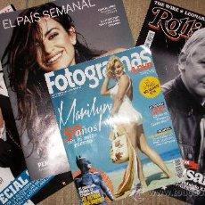Coleccionismo de Revistas y Periódicos: LOTE 4 REVISTAS. Lote 33147453