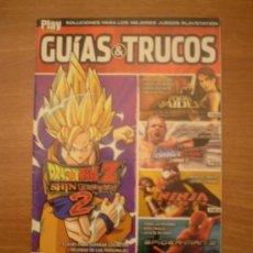 Coleccionismo de Revistas y Periódicos: REVISTA PLAY MANIA -GUIAS - TRUCOS - . Lote 33305250