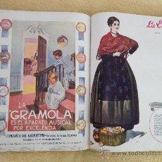 Coleccionismo de Revistas y Periódicos: REVISTA LA ESFERA AÑO 1917 ( PRIMER SEMESTRE ). Lote 33309380