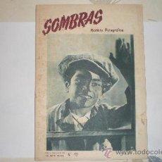 Coleccionismo de Revistas y Periódicos: SOMBRAS N.42 - REVISTA FOTOGRÁFICA, ABRIL 1948.. Lote 33381137