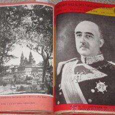 Coleccionismo de Revistas y Periódicos: REINADO SOCIAL DEL SAGRADO CORAZÓN, REVISTA EDITADA EN MIRANDA DE EBRO, UN TOMO DE 1946. Lote 33394090