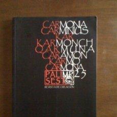 Coleccionismo de Revistas y Periódicos: PALIMPSESTO 25 (2010). Lote 33413788