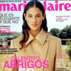 Coleccionismo de Revistas y Periódicos: REVISTA MARIE CLAIRE - 2008 (ESPAÑA). Lote 112446448