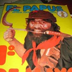 Coleccionismo de Revistas y Periódicos: EXTRAORDINARIO LOTE REVISTA EL PAPUS AÑOS 70 (( 18 REVISTAS))). Lote 33462397