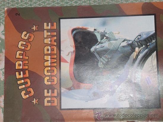 CUERPOS DE COMBATE Nº 2 (Coleccionismo - Revistas y Periódicos Modernos (a partir de 1.940) - Otros)