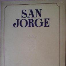Coleccionismo de Revistas y Periódicos: REVISTA SAN JORGE. DIPUTACION DE BARCELONA. Nº 12. 1953. CASA MATERNIDAD LES CORTS. Lote 33479353