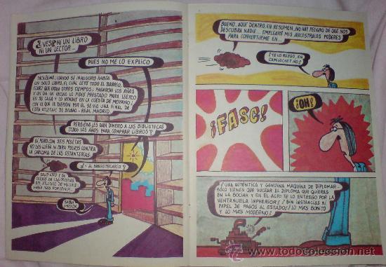 Coleccionismo de Revistas y Periódicos: COMICICLO DE FORGES. Nº 13. 1974 - Foto 2 - 33481442
