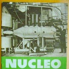 Coleccionismo de Revistas y Periódicos: NUCLEO. LA CIENCIA Y LA TECNICA EN LA ERA ATOMICA Nº2 .JUNIO 1951- BOMBA ATOMICA - RADIONAVEGACION -. Lote 194098845