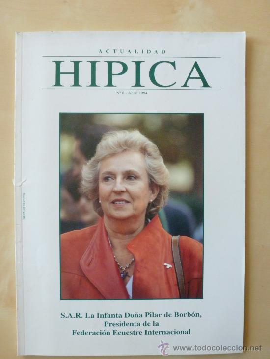 ACTUALIDAD HIPICA Nº 0 .ABRIL 1994 (Coleccionismo - Revistas y Periódicos Modernos (a partir de 1.940) - Otros)