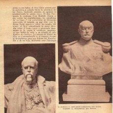 Coleccionismo de Revistas y Periódicos: * MADRID * PALACIO DEL SENADO* SOLO QUEDA…/ JESÚS CEBALLOS - 1934. Lote 33568699