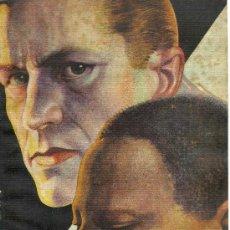 Coleccionismo de Revistas y Periódicos: BLANCO Y NEGRO / POR HELGUERA - 1934. Lote 33568837