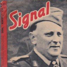 Coleccionismo de Revistas y Periódicos: REVISTA SIGNAL 1944 Nº 3 . Lote 33570430