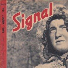 Coleccionismo de Revistas y Periódicos: REVISTA SIGNAL 1944 Nº 2. Lote 33570449