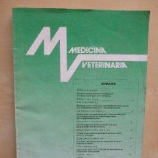Coleccionismo de Revistas y Periódicos: MEDICINA VETERINARIA VOLUMEN 8. Nº 1 .1991. Lote 33668865