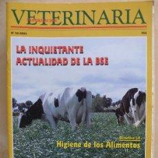 Coleccionismo de Revistas y Periódicos: INFORMACION VETERINARIA Nº 168 . 1996. Lote 33668971