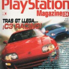 Coleccionismo de Revistas y Periódicos: REVISTA PLAYSTATION MAGAZINE Nº 24. Lote 33672249