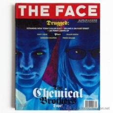 Coleccionismo de Revistas y Periódicos: THE FACE - VOL 3 #3 APRIL 1997 - THE CHEMICAL BROTHERS + LEE PERRY + KETAMINE.... Lote 33677786