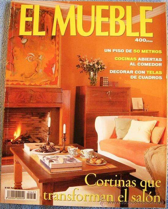 Revista el mueble n 427 cortinas en el salon comprar for El mueble online