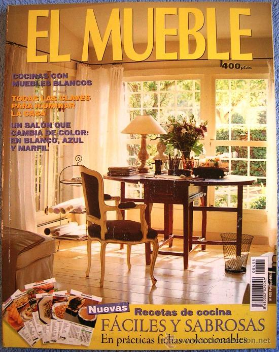 revista el mueble n cocinas con muebles blancos iluminar la casa cambios