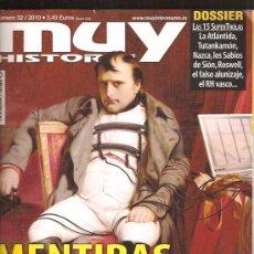 Coleccionismo de Revistas y Periódicos: MUY HISTORIA 32. Lote 33723744