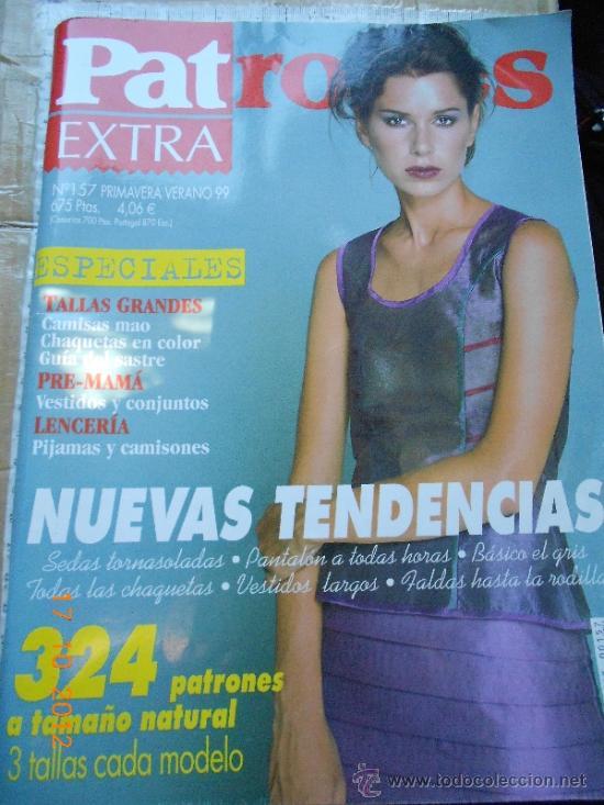 Revista Moda Extra Patrones 157 Tallas Grandes Sold Through Direct Sale 33805486
